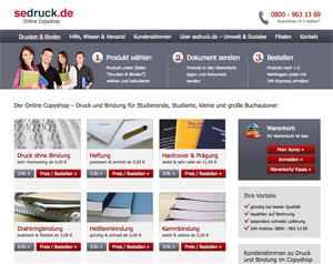 sedruck.de